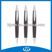 Graceful Arc Barrel Designed Twist Metal Pen Ball Pen Souvenir for Gifts
