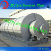 2014 Hot sale pyrolysis plastic to oil machine