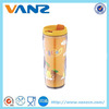 eco-friendly Vanz acrylic tumbler with removable insert