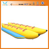 inflatable banana air boat for adults and kids