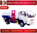 3000-5000L comprimido de resíduos coletor de caminhão