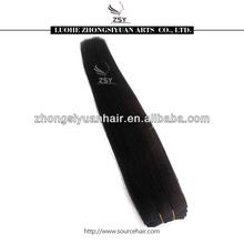 ZSY wholesale factory price fashionable yaki two tone human hair weaving