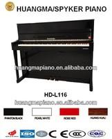 Digital Piano 88 keys Black Polish Electric Piano HUANGMA HD-L116 upright digital piano musical instrument for guitar