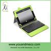 mini wireless bluetooth keyboard function keys bluetooth portable leather case for ipad