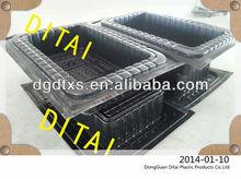 Custom thermoforming ABS plastic hydroponic grow tank