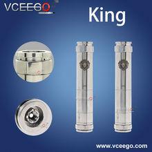 2014 hot selling king clone mod king mod huge vapor safety fuses for e-cig mod batteries