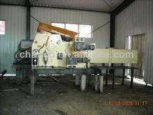 Modern energy efficiency wood granulator plant