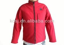 Designer innovative two zippered hand warmer pockets jacket