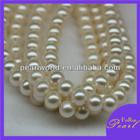 6mm AA genuine freshwater pearl design wholesale