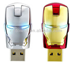 Iron Man USB Flash Drive With Good Quality