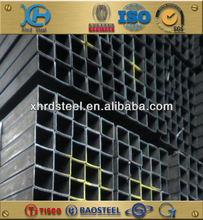 ASTM marine 316 Square welded steel tube/steel pipe