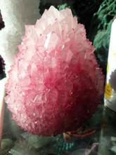 beautiful red artificial cultivar de cristal uva cluster