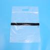 clear plastic zipper bag with custom printing