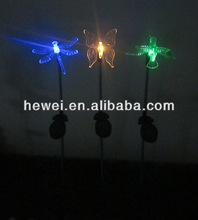 hummingbird butterfly dragonfly solar light