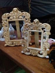 Decorative Wood Photo Frame