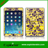 for ipad mini 2 gel epoxy crystal 3d skin sticker cover