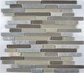 nueva llegada de cuarto de baño de la pared proveedor azulejo de mosaico de azulejos de mosaico de vidrio para la decoración