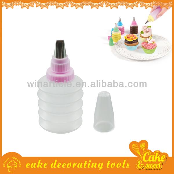 bolo de acessórios para decoração de bolo