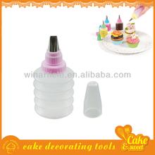 Acessórios de decoração do bolo para bolo