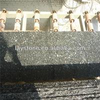 Factory direct norway granite dark blue pearls