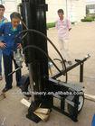 WP-610 6.5HP 22T hydraulic wood gasoline garden cutter log splitter