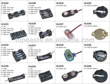 9v battery holder CR2032 CR2430 CR2450 BATTERY HOLDER