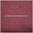 wool blend knit fabric for Coat