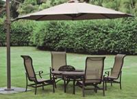 2014 hot sale square patio umbrellas