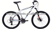 Nouveau produit 2014 hot fiber de carbone course cycliste vélo rose bmx vélo