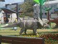 2014 parque dinosaur modelo/estátua/escultura para o público
