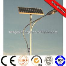 All in one high efficiency solar power energy solar street light sytem