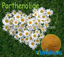 2014 Herbal medicine Parthenolide feverfew extract