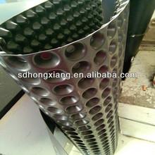 HDPE geomembrane garden drainage board dimple sheet