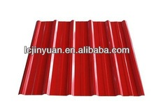 red color coated metal roof tile,color aluminium coated roofing sheet