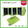 14watts solar bag can charge mobile phone without battery in it