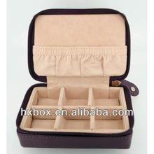 cufflink zipper case
