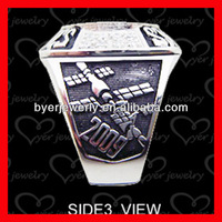 high quality custom wholesale black onyx class ring