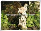 Outdoor decoration granite stone fountain for garden