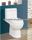 Ceramic Sanitary Ware Cheap Price One Piece Toilet Bowl