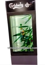 de frigoríficos con una pantalla lcd transparente como la puerta touuuch con pantalla