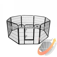 Outdoor Hot dipped galvanized Dog Cages