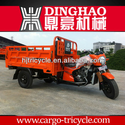 engine powered heavy-duty 250cc china cargo tricycle