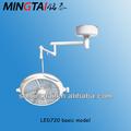 médico de la operación de luz de techo led720 los nombres de modelo de instrumento quirúrgico