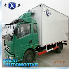 1.5tons small refrigerated trucks/refrigerator freezer cargo van