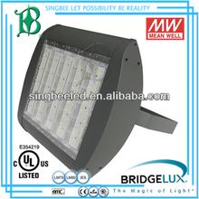 cUL,CE,ROHS,EMC,DLS led flood lighting SP-2026 105lm/w 5 years warranty