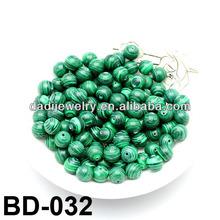 Zebra-stripe Agate Jade Beads Diy Bracelet Jade