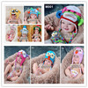 Child animal hat cartoon pattern free hats with ears baby boy and girl hats
