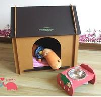 RATTAN DOG HOUSE FP104788