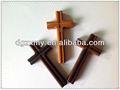nuovo tipo naturale speciale semplice croce di legno