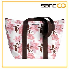 2014 China factory fashionable patterns durable shopping tote bag